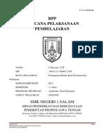RPP Penanganan Bahan Sem Gasal 2018-2019