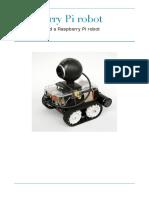 Rasberry Pi   design and building a Rasbery pi robot.pdf