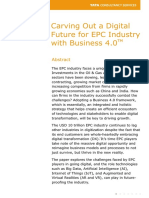 Carving Out a Digital Future for Epc Industry