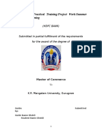 hdfc internship.docx