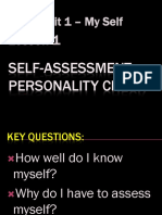 Lesson 1 - Self-Assessment Personality Check.pptx