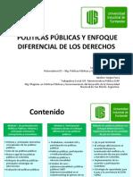 Políticas públicas e Interseccionalidad
