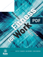 Fitness for Work the Medical Aspects 5th Edition (1)