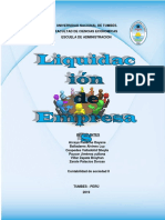 IMPRIMIRDisolucion y Liquidacion de Sociedades