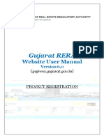 User Manual Project Registration v6