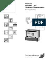 Manual Fmu860