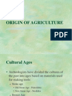 Origin of Agriculture.ppt