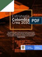 Colombia Crea 2030