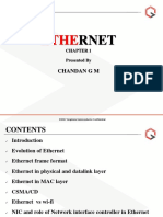 Ethernet 2 Chapter