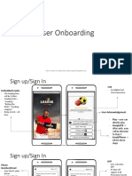 Screen and Information Flow