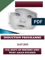 Dept Presentation - 2019-20