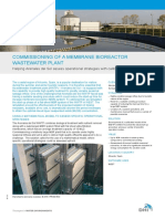 Commissioning of a membrane bioreactor wastewater plant.pdf