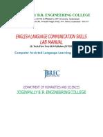 ELCS Lab Manual - R18 Revised
