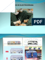 Equipos de Electrocirugia