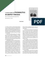 Patricio Olivos, Psicoterapia Psicoanalítica de Grupos y Vínculos.pdf