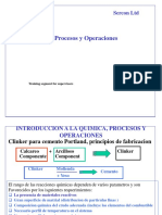 Chemistry and Process