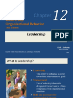 Robbins Chapter 12 Leadership