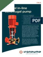 IP Pump DataSheet CNLB