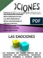 Diapositiva de Las Emociones
