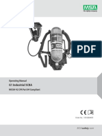 10183984-G1 Industrial SCBA User Manual-En