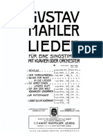 5 Rückert Lieder medium voice
