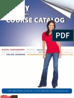Autry Technology Center Course Catalog January-June 2011