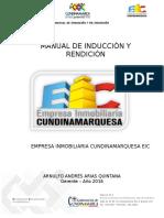 Manual de Inducción Reinduccion EIC 2016