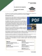 Entrenamiento en Seguridad Funcional Bolivia