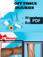 Wounds Burns
