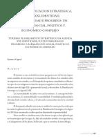 G.capece (Turismo, Planificación Estratégica, Agenda XXI...)