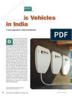 EV in India