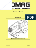 Bomag BMP8500Service Manual Complete