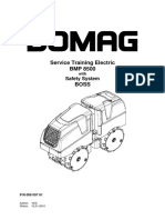 Bomag BMP 8500 Fault and Input Codes Inc BOSS