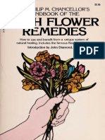 Dr. PHilip Chancellors Handbook of Bach Flower Remedies