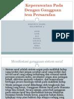 Proses Keperawatan Pada Klien Dengan Gangguan Sistem Persarafan.pptx