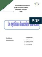 Le Système Bancaire Marocain 1 (1) 1