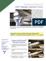Y-Puratek Telescoping Belt Conveyor