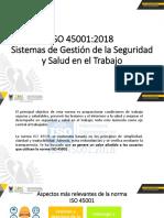 Exposicion Iso 45001