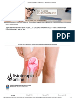 ¿Qué Es Una Bursitis de Rodilla_ Causas, Diagnóstico y Tratamiento
