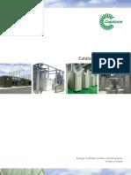 Catalogo de productos Capstone