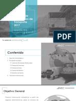 Anuario de transito 2017