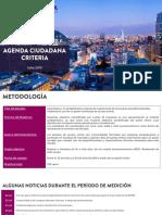 Encuesta Criteria - Julio 2019