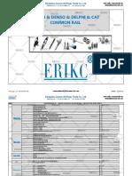 Bosch Injector Part Catalog