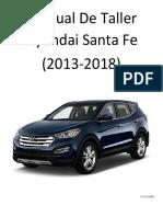 Manual de Taller Hyundai Santa Fe 2.0_2.2 Diesel (2013-2018) Español