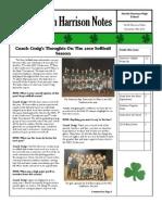 Shamrock Newsletter 2010 Online