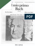 Bach - Pezzi Facili Vol. 1