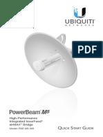 PowerBeam M5-300 QSG