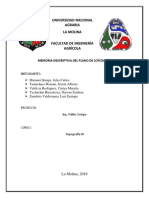 M Descr Lotizacion 22
