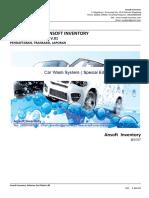Panduan Software Cuci Mobil