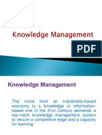 Knowledge Manage Ppt